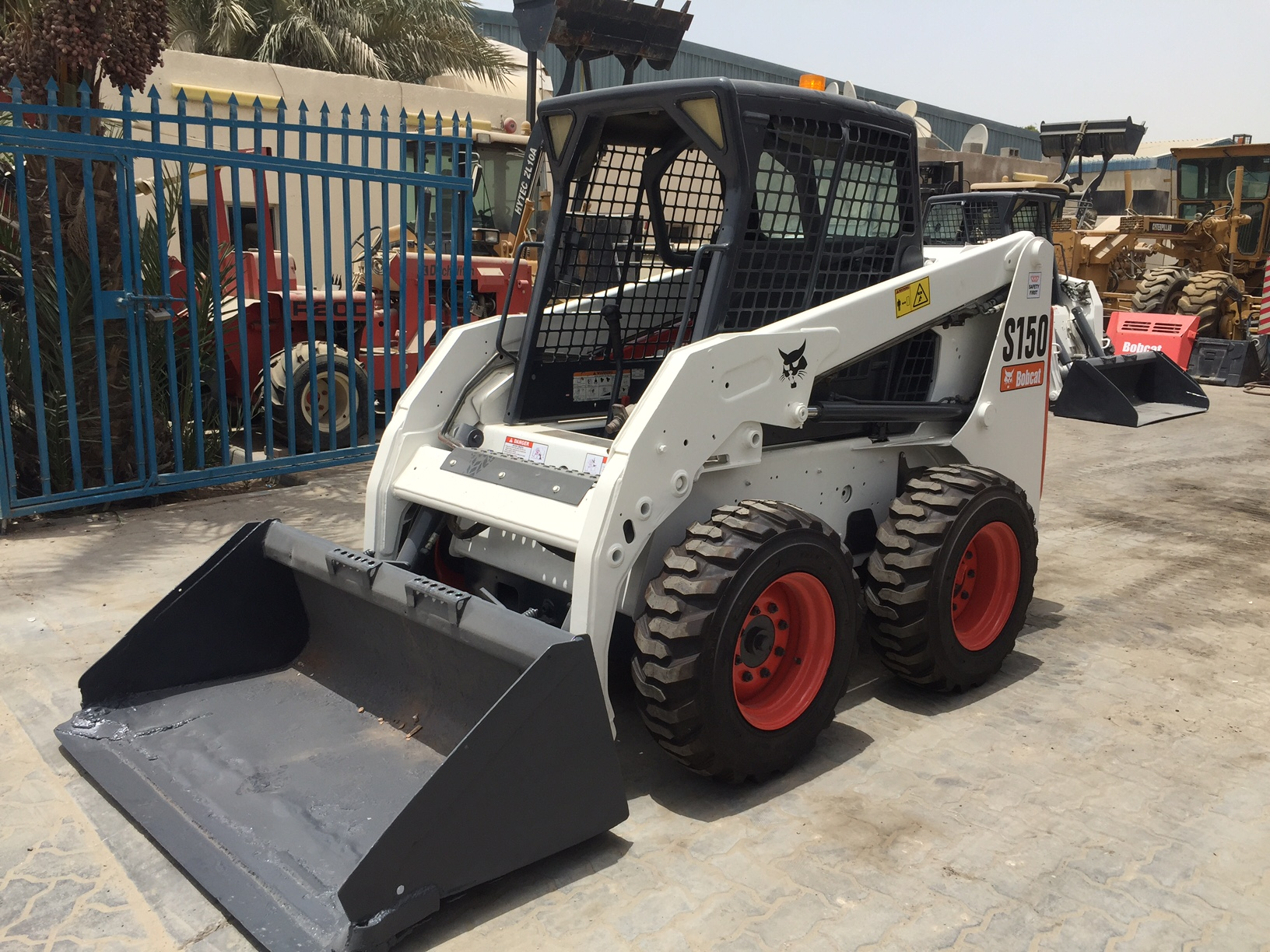 BOBCAT Skid-Steer-Loaders for Sale UAE Sharjah